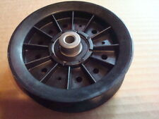 Flat idler pulley replaces  Murray 300841 Noma 310326 belt tension idler  34820