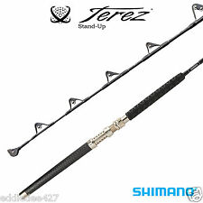 """Shimano Terez Stand-Up Trolling Rod TZCSTXH2SS 5'6"""" X-Heavy"""