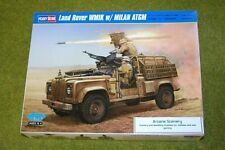 LAND ROVER W.M.I.K with Milan ATGM 1/35 Scale Hobby Boss 82447