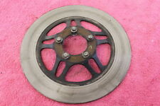 79-81 HONDA CM400T FRONT BRAKE DISC ROTOR W/BOLTS [5]