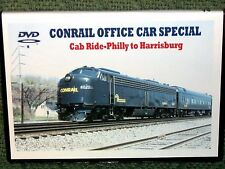 "n042 TRAIN VIDEO DVD ""CONRAIL OFFICE CAR SPECIAL"" VOL. 1"
