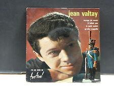 JEAN VALTAY Voyage de noces / le petit soldat ... FX 451289 M