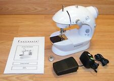 Continental Electric (CE10131) Double Thread Compact Sewing Machine w/ Pedal