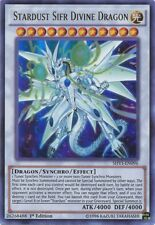 Stardust Sifr Divine Dragon (SHVI-EN096) - Ultra Rare - Near Mint - 1st Edition