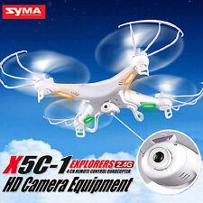 Syma X5C-1 Explorers 2.4G 4CH 6-Axis Gyro RC Quadcopter Drone HD Camera LCD RTF