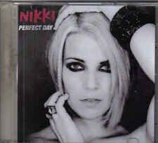 Nikki-Perfect Day Promo cd single