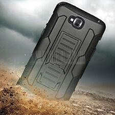 Rugged Shockproof Holster Hybrid Case Hard Cover For LG G Pro Lite D682 D680