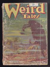 Weird Tales - 1952 - Alice Farnham, Dorothy Quick, Arthur J Burks, Seabury Quinn