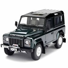 Kyosho 1/18 1984 LAND ROVER DEFENDER 90 Green Diecast Car Vehicles