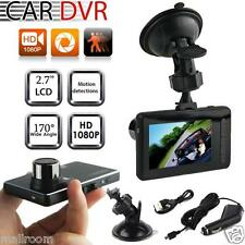 "Full HD 2.7"" 1080P Car Vehicle DVR Autokamera Video Recorder Kamera G-Sensor Cam"