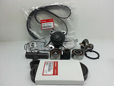GENUINE/OEM COMPLETE TIMING BELT & WATER PUMP KIT HONDA ACURA V6 FACTORY PARTS