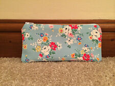 Handmade With Cath Kidston Clifton Rose - Fabric Pencil/Make-Up/Glasses Case