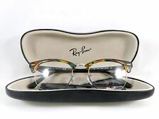 Ray-Ban RB 5154 5493 Clubmaster Tortoise Authentic Eyeglasses 51/21/145mm w/Case