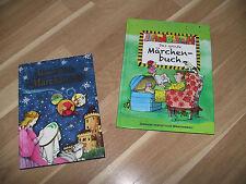 2 Märchenbücher JANOSCH und WUNDERSCHOENE MAERCHENWELT gebraucht