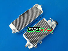 aluminum alloy radiator FOR Kawasaki KX450F KXF450 2012 2013 2014 2015 13