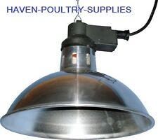 HEAT LAMP INFRA-RED for chicks poultry pigs puppies kittens livestock made in UK
