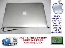 "New Mid 2012 MacBook Pro 15"" A1398 Retina Display Full LCD Screen Assembly ONLY"
