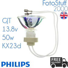 GJT 13,8 V 50W kx23d PHILIPS 13125 | FLYING lead | Discoteca / stage / studio lampadina