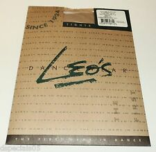 LEO'S DanceWear CHILDS Supplex Footed Tights MEDIUM PERFORMANCE TAN NIP