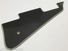 AGED BLACK 5 PLY PICKGUARD Humbuckers for Historic GIBSON Les Paul CUSTOM GUITAR