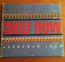 Subhuman Race - Skid Row. 1995. Hard Rock. Digipack