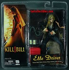 "Elle Driver Kill Bill Best of Collection 7"" Action Figure MIP NECA"