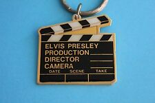 Elvis Presley Movie Clapper Board Keyring Keychain