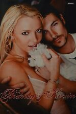 Britney spears-a3 poster (environ 42 x 28 CM) - captures fan collection NEUF