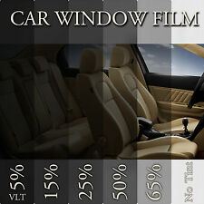 CAR WINDOW SOLAR TINT 3M x 50CM FILM TINTING  SHADE 25% LIGHT TRANSMISSION