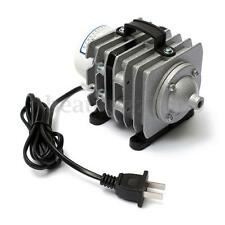 NEW Electromagnetic Air Pump For Aquarium Fish Pond Hydroponic ACO-001 220V 20W
