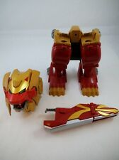 Bandai Japan Sentai Gokaiger DX Gao Lion Power Rangers Super Mega Force Megazord