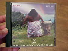 ISRAEL KAMAKAWIWO'OLE IZ FACING FUTURE HAWAIIAN CD SOMEWHERE OVER THE RAINBOW