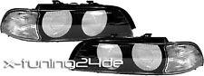 BMW 5er E39 11.95 - 08.00 STREUSCHEIBEN LICHTSCHEIBEN BLINKER WEISS - 084 / 085