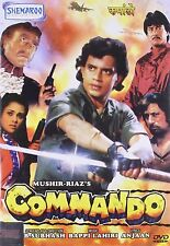COMMANDO (1988) MITHUN CHAKRABORTY, MANDAKINI - BOLLYWOOD DVD