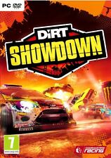 DIRT SHOWDOWN (PC,Box) -new sealed racing codemasters 2012 import windows ^h