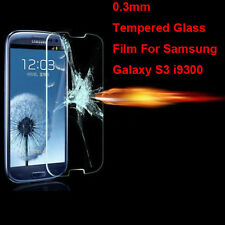 High Quality Tempered Glass Film Screen Protector for Samsung Galaxy S3 i9300