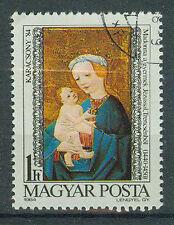Briefmarken Ungarn 1984 Weihnachten Mi.Nr.3717