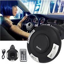 Kit Auto Vivavoce Bluetooth trasmettitore FM modulatore MP3 Lettore LCD Display