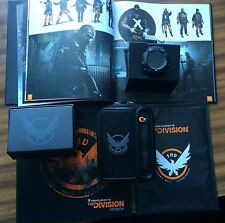 NEW AGENT WATCH from THE DIVISION COLLECTOR'S EDITION + ARMBAND, POSTER, ARTBOOK
