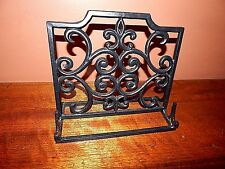 Wrought Iron Desk Top Music Stand.