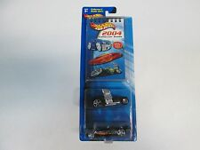 Hot Wheels 2 Pack with 2004 Collector's Guide