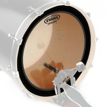 Evans BD 22 emadhw Heavyweight Clear Bass Drum pelliccia 22""