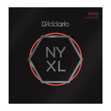 D'Addario NYXL Electric Guitar Strings 10-52 lite top hvy bottom gauge NYXL1052