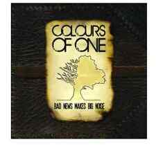 Colours of One - Bad News Makes Big Noise (Parental Advisory) FAST POST CD