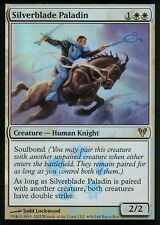 Silverblade Paladin FOIL | NM | Buy a Box Promos | Magic MTG
