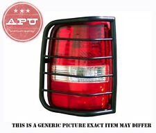 APU 1998-2001 Ford Explorer Black Tail Light Guards Protector - SET