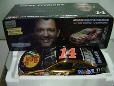 2014 TONY STEWART BASS PRO SHOPS COLOR CHROME 1/24 ACTION STEWART/ HAAS RACING