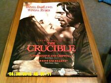 Il crogiolo (Daniel Day Lewis, Winona Ryder) FILM POSTER a2