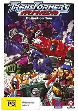 TRANSFORMERS ARMADA COLLECTION 2 / New & NOT Sealed / Rating PG / Region 4