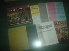 I.C.E WAR LAW  NEW IN BOX  UNPLAYED   #1110    VERY NICE